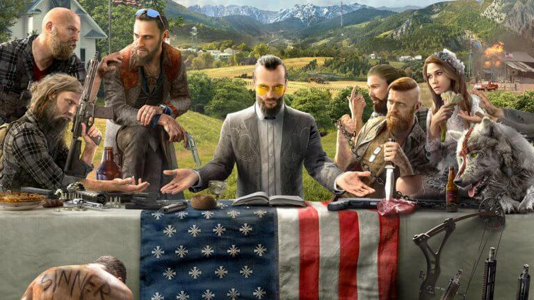 Far Cry 5 requirements – official release
