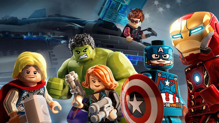 LEGO Marvel Super Heroes 2 Quiz