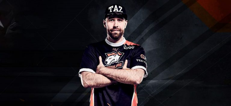 TaZ goes to the reserve. End of Golden 5 in Virtus.Pro
