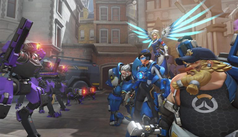 Overwatch Uprising – new event announced by Blizzard