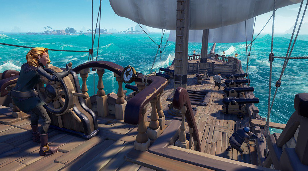 sea of thieves group
