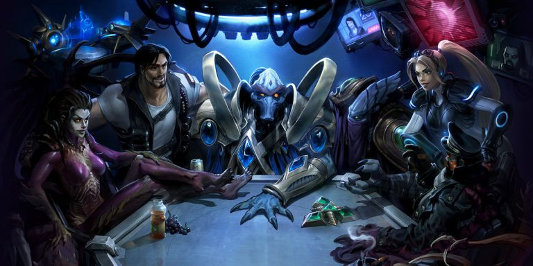 Starcraft Anniversary – 20 years of space opera