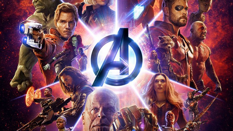 All Official Avengers Infinity War posters