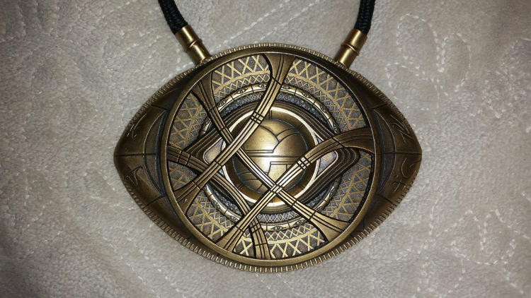 Doctor Strange Eye of Agamotto