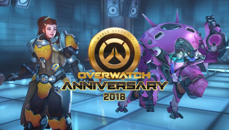 Overwatch release date – second anniversary