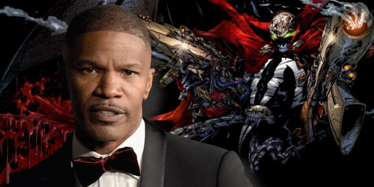 Spawn movie cast – Jamie Foxx with main role