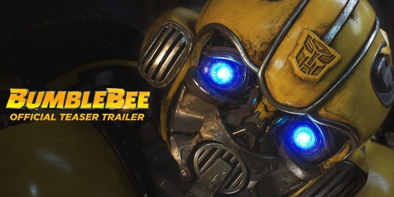 Bumblebee movie trailer – new Transformers spin-off