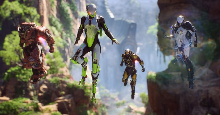 """Anthem"" VIP demo with huge problems. Players are pissed."
