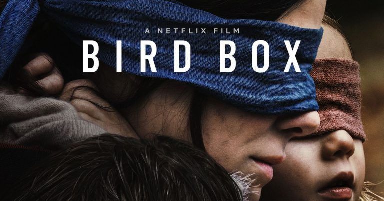 What is Bird Box and why is it phenomenon?