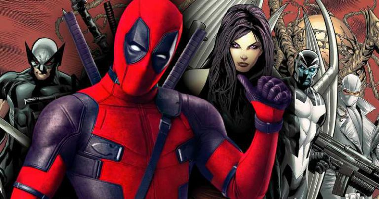 X-Force before Deadpool 3? If they both happen