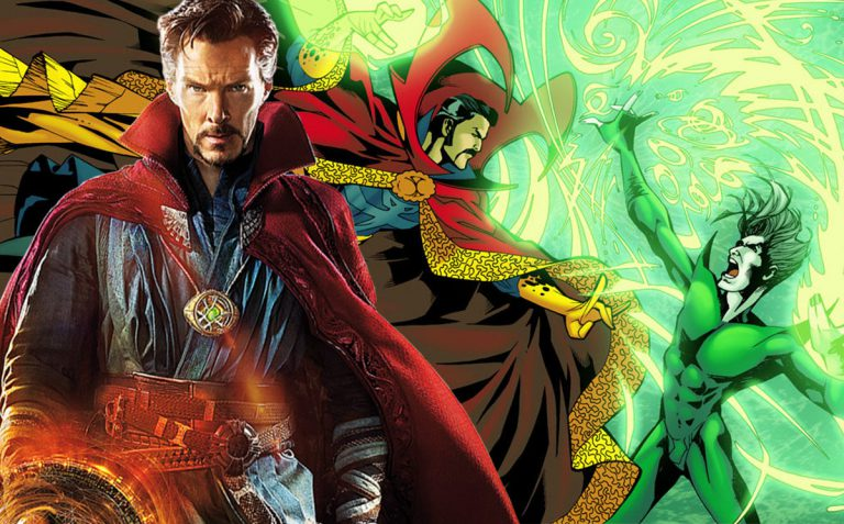 """Doctor Strange 2"" movie moved forward?"