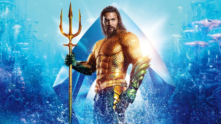 Aquaman goes on record in the BOX Office!
