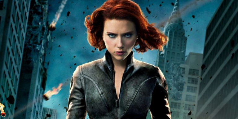 Black Widow gets her own movie!