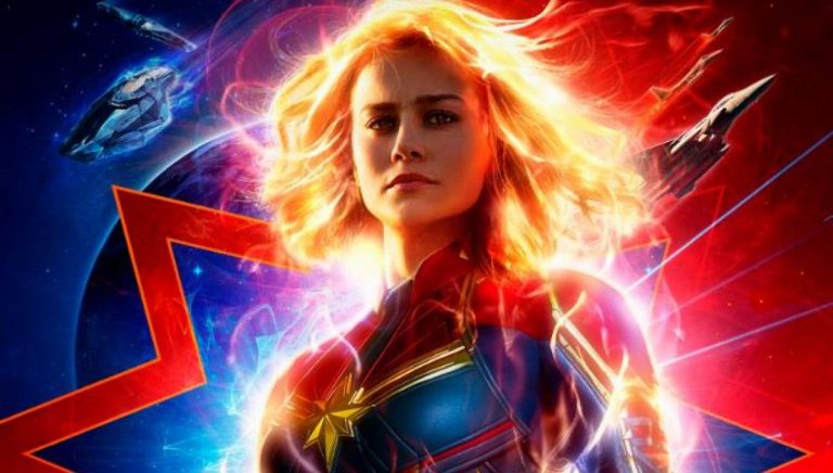 Captain Marvel movie ticket pre-sale exceed expectation.