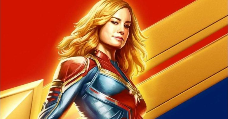 Marvel released new Captain Marvel trailer! Lots of new scenes!