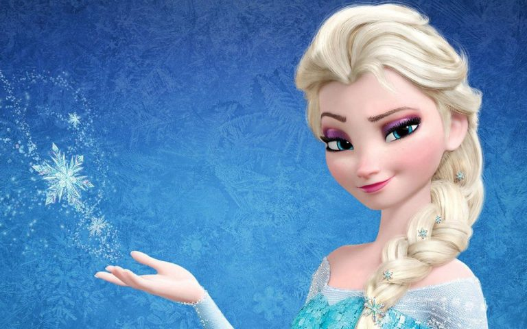"Elsa from ""Frozen"" was arrested by U.S. police!"