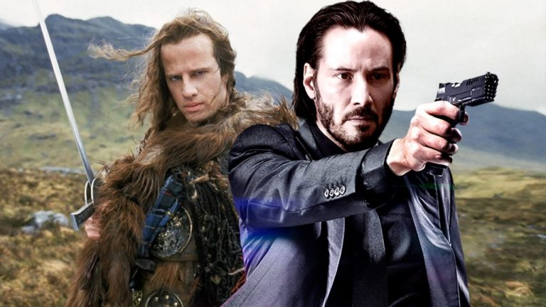 Highlander could be a movie or TV series?