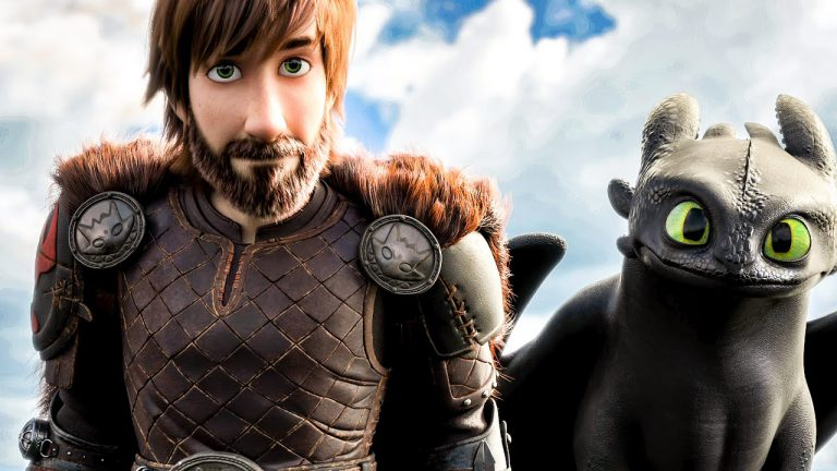 New Promos from last movie How to train your Dragon!