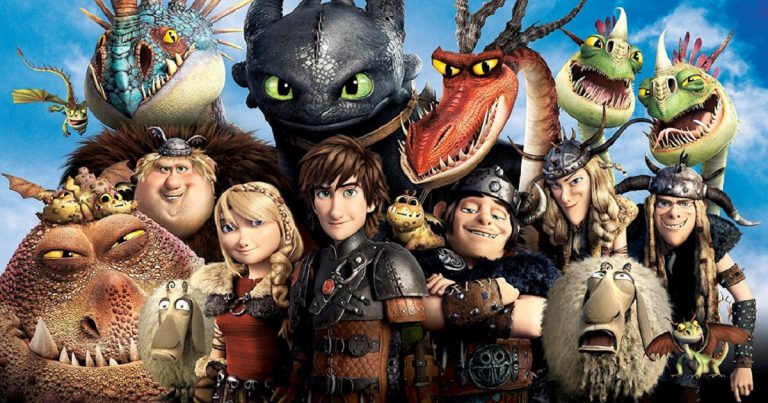Do you know How To Train Your Dragon animation? Check this quiz!