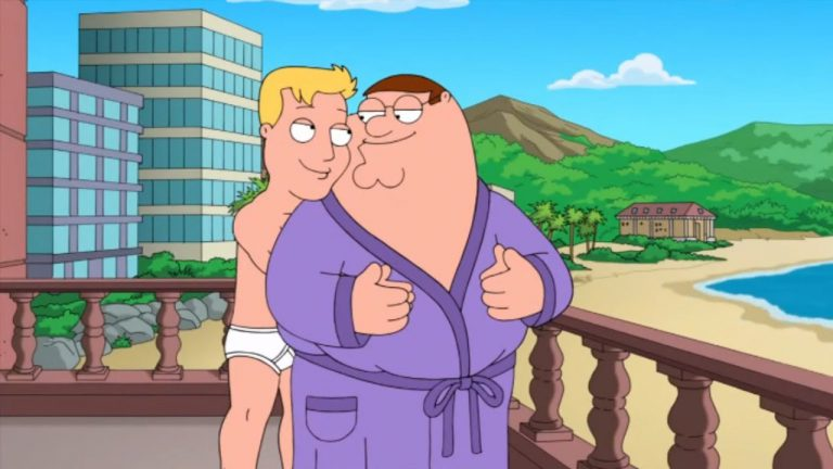 "There will be no more gay jokes in ""Family Guy""."