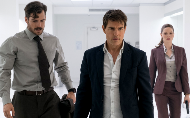 Mission Impossible with two new movies? Henry Cavil and Alec Baldwin may return.