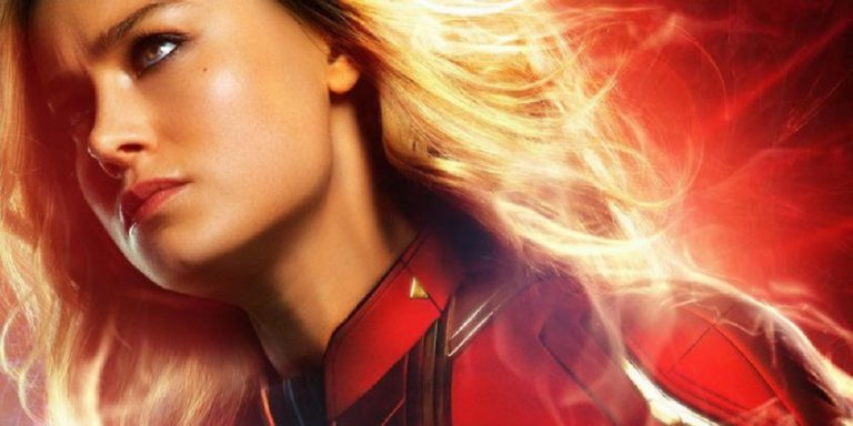 10 new Captain Marvel posters released!