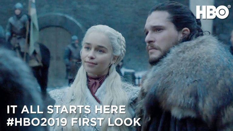 HBO release new scenes from final Game of Throne season!