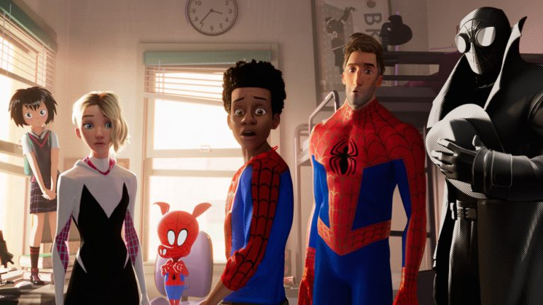 Spiderman Into the Spiderverse Quiz