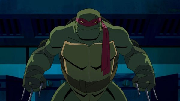 "There will be a new animated movie titled ""Batman versus Teenage Mutant Ninja Turtles""."