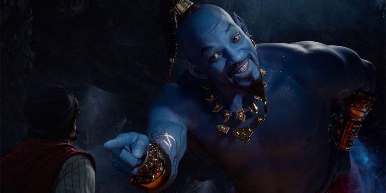 """Alladin"" movie trailer released! You need to see Will Smith as a Genie!"