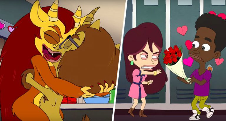 "Netflix created a special ""Big Mouth"" episode for valentines day. When will we watch it?"