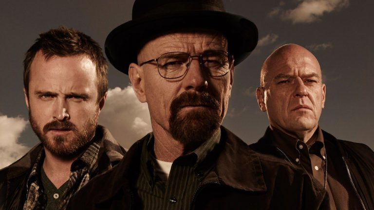 """Breaking Bad"" as a movie on Netflix?"