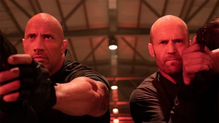 """Hobbs and Shaw"" trailer presented. Good stuff!"