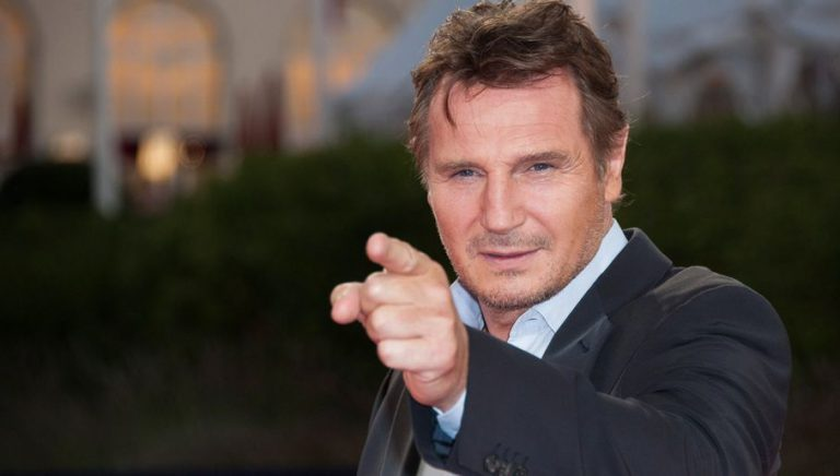 Liam Neeson won't appear on his new movie premiere due to racist interview!