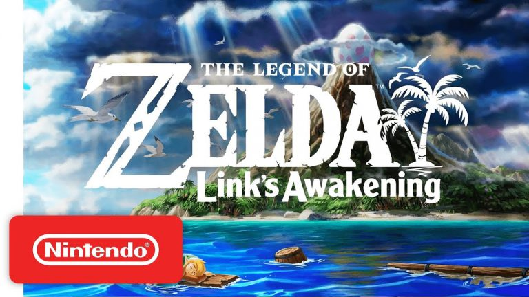 The Legend of Zelda: Link's Awakening rewritten for the Nintendo Switch.