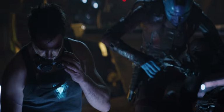 "Who can save Iron Man and Nebula in ""Avengers: Endgame""?"