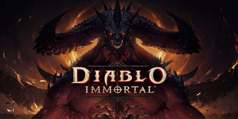 Diablo Immortal regional beta tests starts in the middle of 2020!